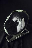 Glass Statuette