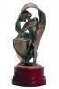 A Woman of Success Resin Award