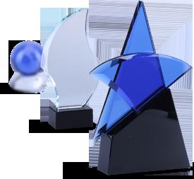 Trofei di cristallo