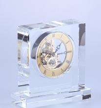 Orologi di cristallo